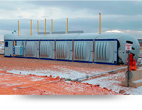 Cryobox Galileo Technologies for LNG solutions