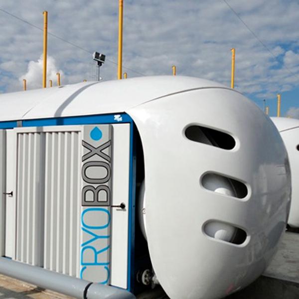 Cryobox LNG