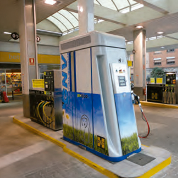 Galileo Technologies Nanobox for NGV and CNG filling stations