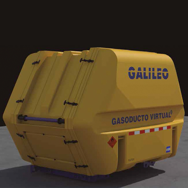 Galileo Virtual Pipeline