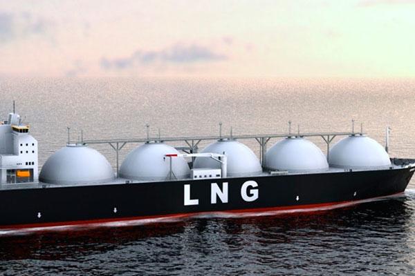 LNG marine vessel tanker