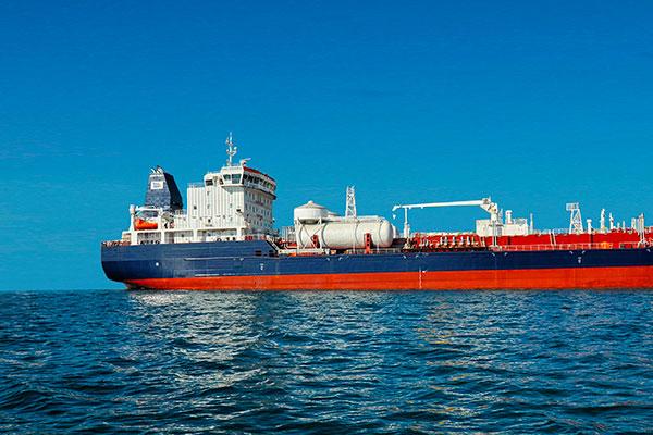 LNG Marine vessel