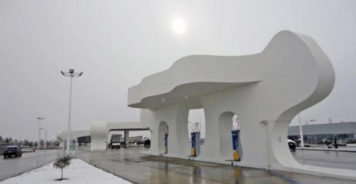 CNG station galileo eastern Europe